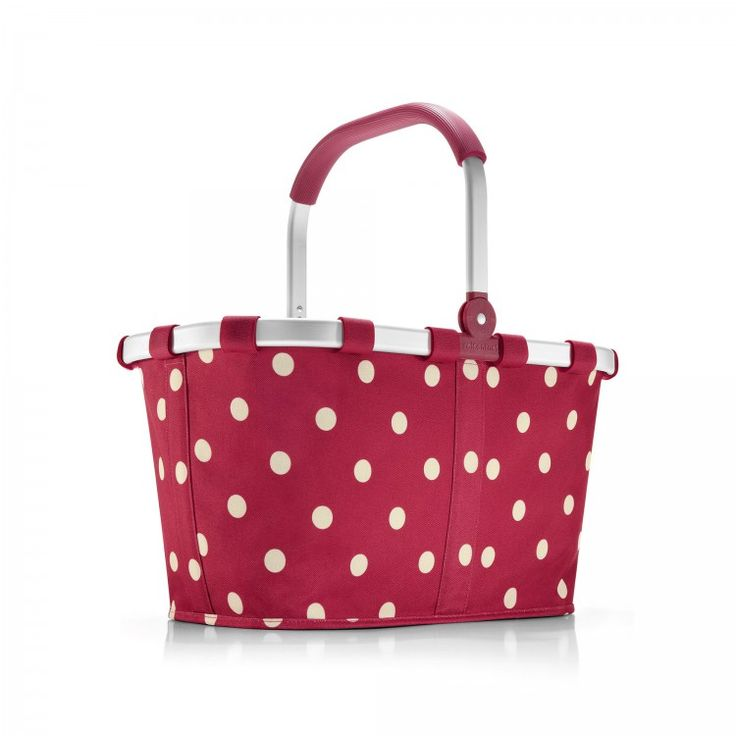 Reisenthel carrybag Einkaufskorb    Ruby Dots