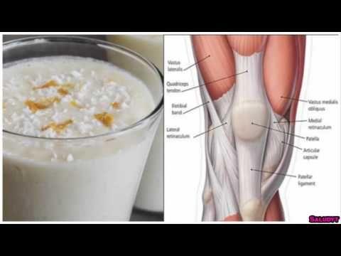 Este remedio permite eliminar el Dolor de Rodillas y Articulaciones. Pruebalo hoy mismo - YouTube