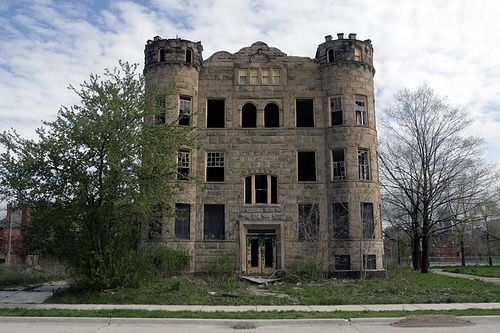 abandoned mansions for sale detroit s abandoned mansions