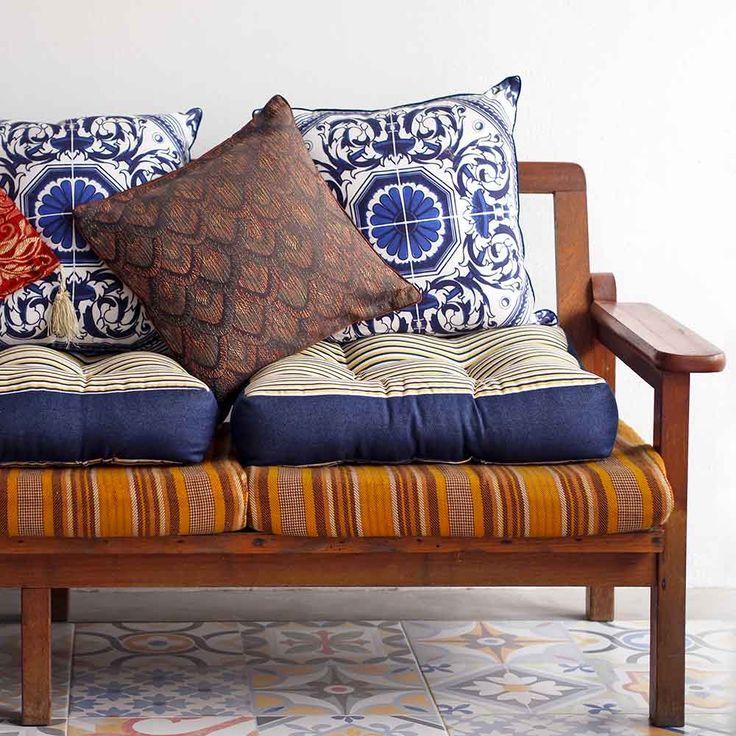 Ethno Style Wohnzimmereinrichtung Afrikanisch Was Macht Den Beim Wohnen Und Einrichten Aus Welche Farben Muster