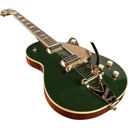 Green Gretsch Solid Body
