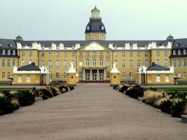 Travel and Lifestyle Diaries Blog: Germany: 'Karlsruhe Palace' (Badisches Landesmuseum Karlsruhe)