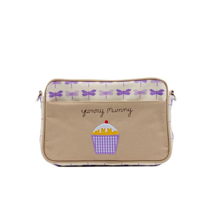 Mini Yummy Mummy Changing Bag | Pink Lining