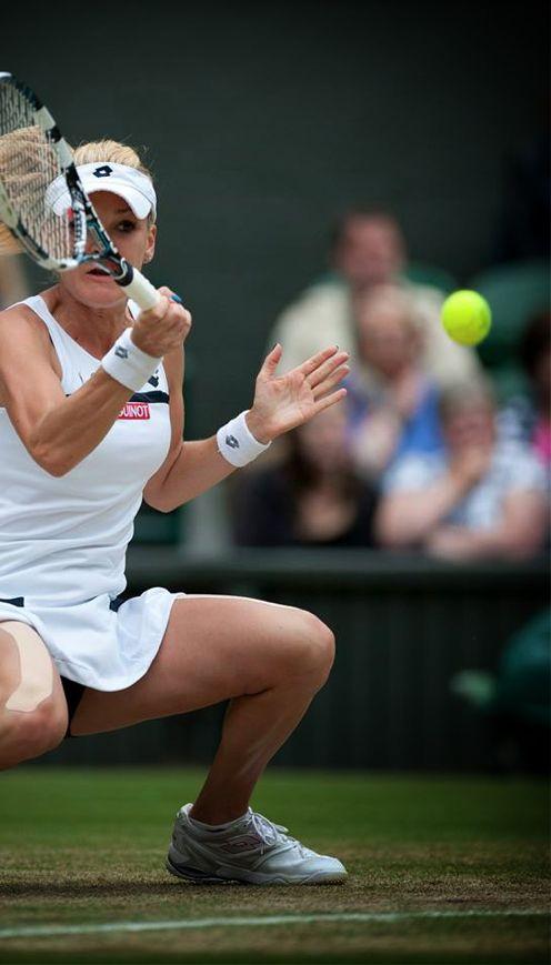 #Aga #Radwanska #Wimbledon 2013