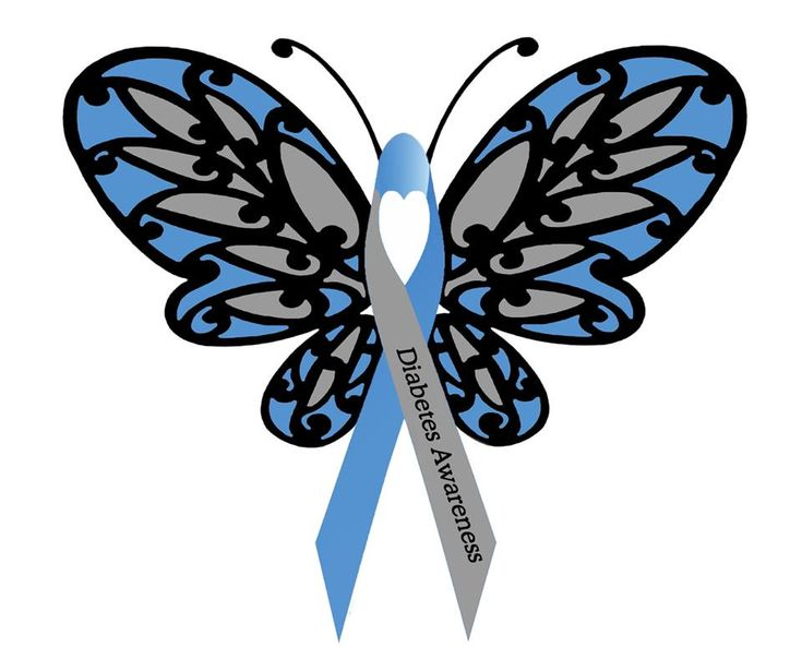 butterfly diabetes tattoo - Google Search
