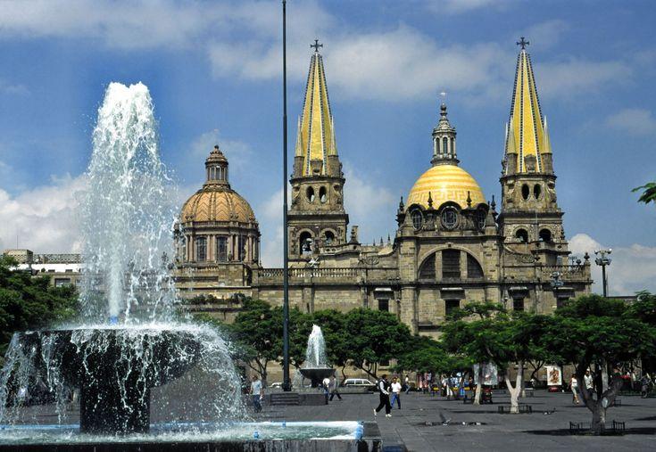 Guadalajara Jalisco Mexico   Tourist Attractions » Jalisco