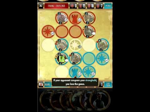 Cabals - The Card Game - gameplay 1 free to play f2p mmo game Browser Based