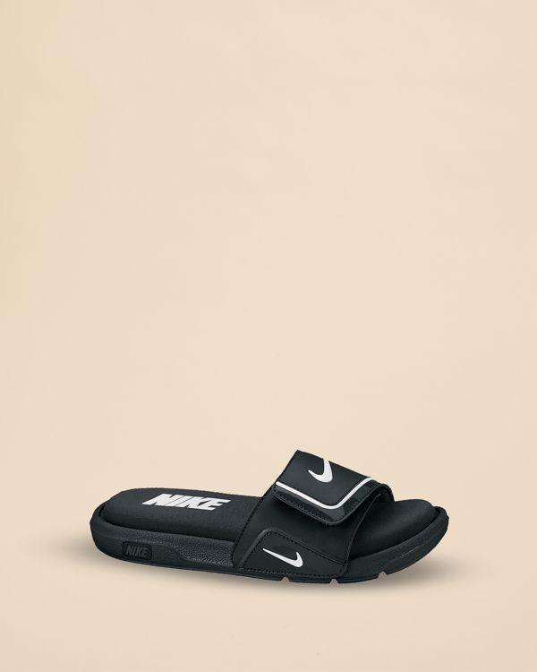 Nike Boys' Comfort Slide - Toddler, Little Kid, Big Kid