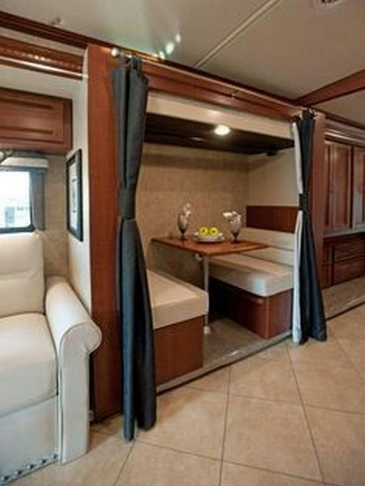 Camper Interior Remodel DIY Travel Trailers - Just about ...