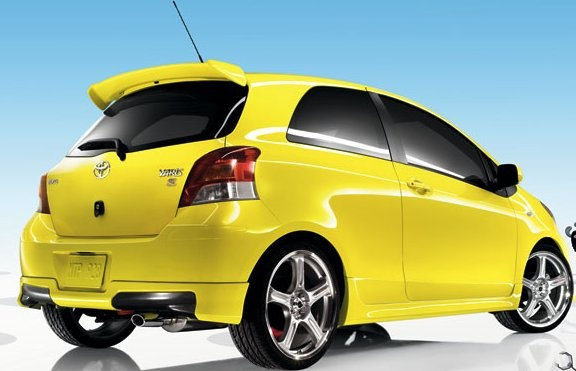 110 Best Toyota Yaris Images On Pinterest
