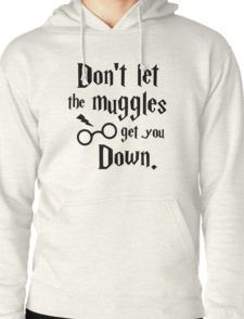 EDR 217 Don't Let The Muggles get you Down T-Shirt