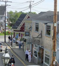 shopping in Kennebunkport