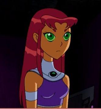 Starfire - Teen Titans Wiki - Robin, Starfire, Raven