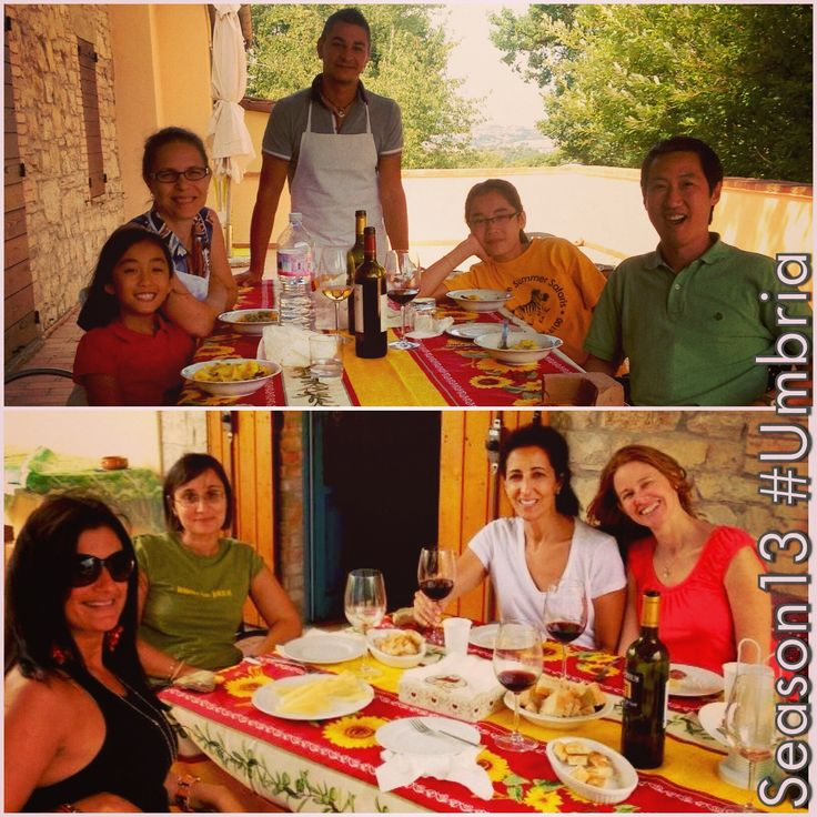 Great moments, great #season13 :) #umbria