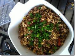 Creative Food Series–Minced Pork Belly with Taukwa   GUAI SHU SHU