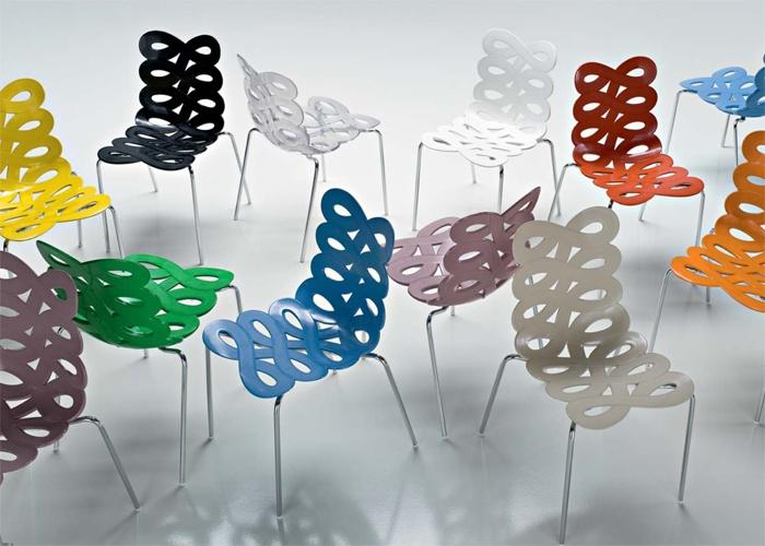 91 beste afbeeldingen van stoelen - Trendy deco eetkamer ...