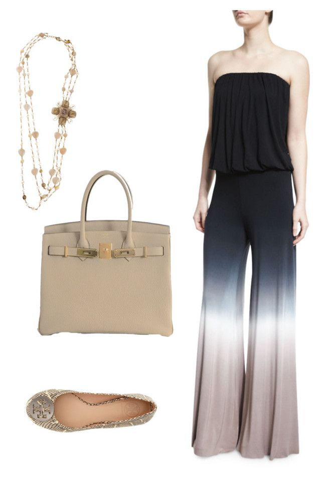 """""""Invpra"""" by pasha21 on Polyvore featuring Young, Fabulous & Broke, Chanel and Tory Burch"""