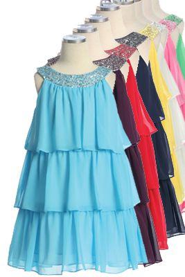 Jane Girls Party Dress