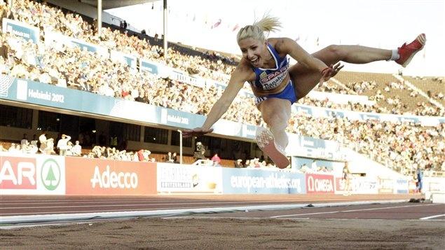 Une athlète grecque a été exclue des Jeux de Londres en raison de propos racistes publiés surTwitter.