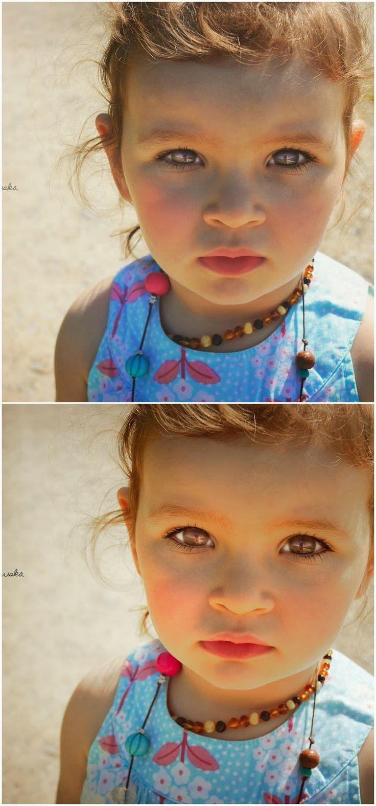 Natasha - child portrait, family photography