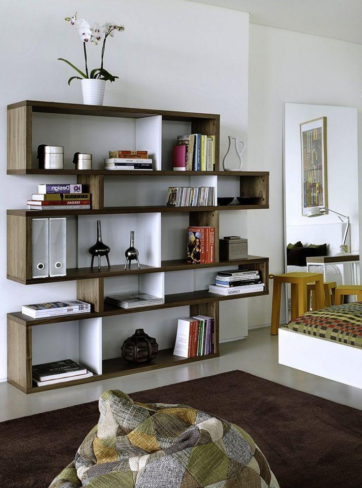 TemaHome LONDON bibliothèque design 5 niveaux