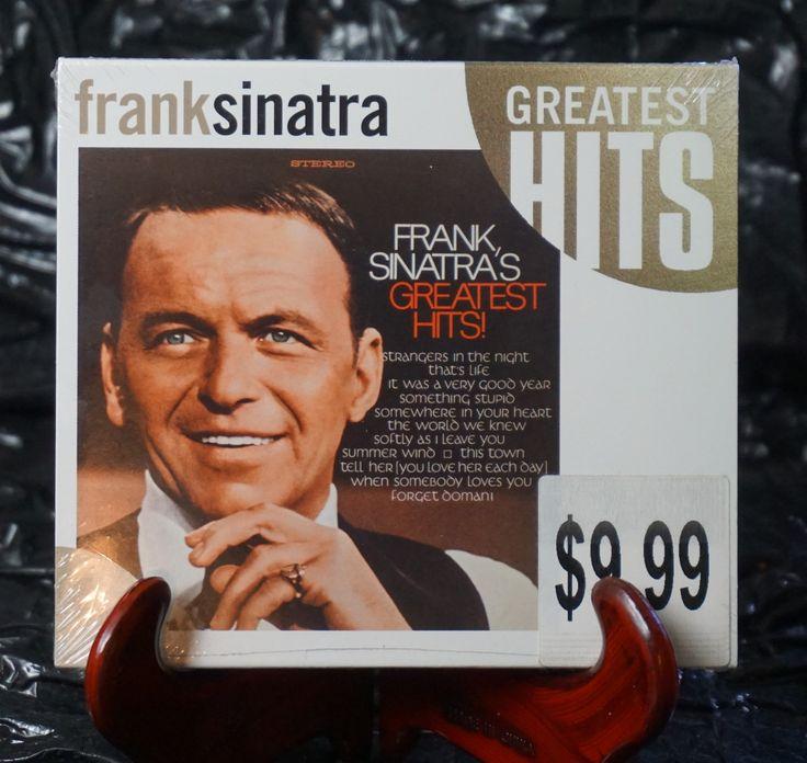 Frank Sinatra's Greatest HIts by FRANK SINATRA (CD, 1998) New, Sealed! just $7.16