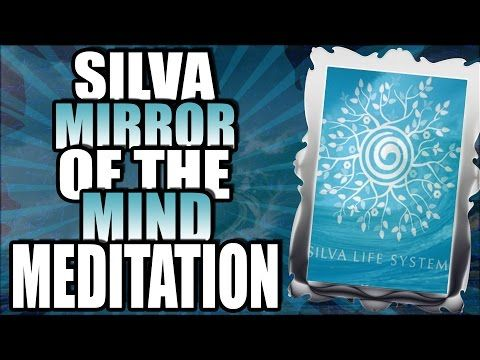 Silva Life System Mirror of the Mind Exercise Silva Method - YouTube