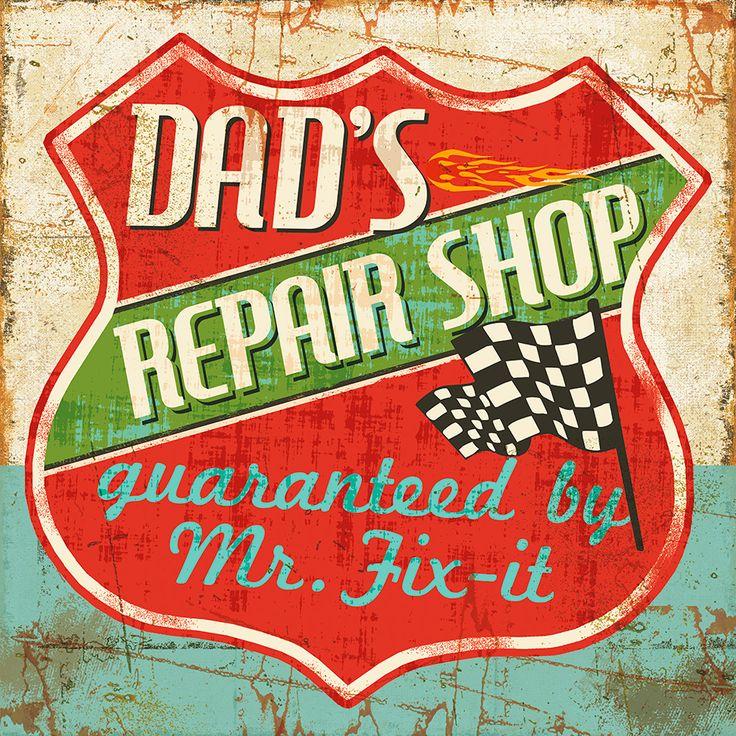 Masterpiece Art - Mancave IV Dads Repair Shop, $18.30 (http://www.masterpieceart.com.au/mancave-iv-dads-repair-shop/)
