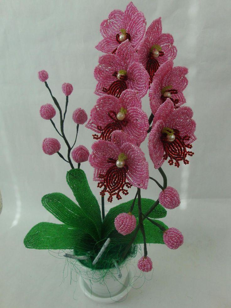 уже картинка орхидея из бисера тепловентиляторы