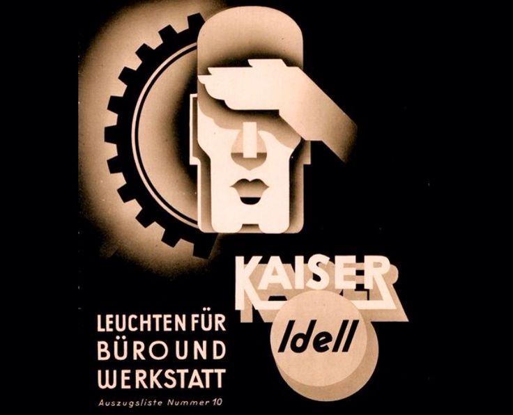 Kaiser Idell #industrial lights#Salvage66
