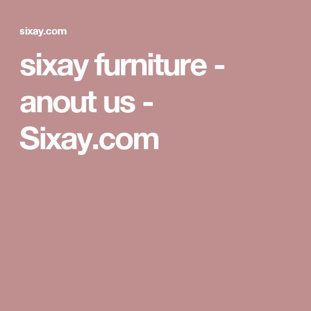 sixay furniture - anout us - Sixay.com