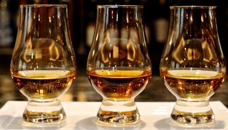 Για την δοκιμή και την γευσιγνωσία ενός ουίσκι θα πρέπει να έχουν εξασφαλιστεί ορισμένοι παράγοντες και προϋποθέσεις. Μια από αυτές είναι το σωστό ποτήρι