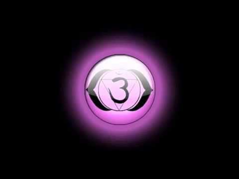 6 de 7 Sonidos para armonizar los chakras Sexto Chakra Tercer ojo - YouTube
