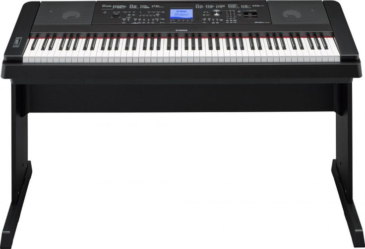 Yamaha DGX-660 Digital Piano In Black Finish, with Stand Launched at NAMM 2016