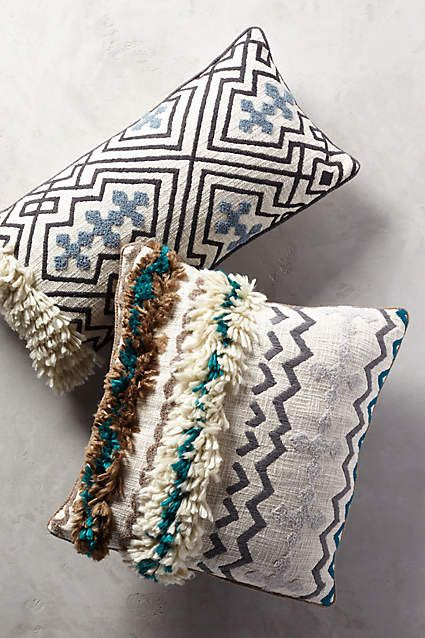 Ariany Cushion - anthropologie.com