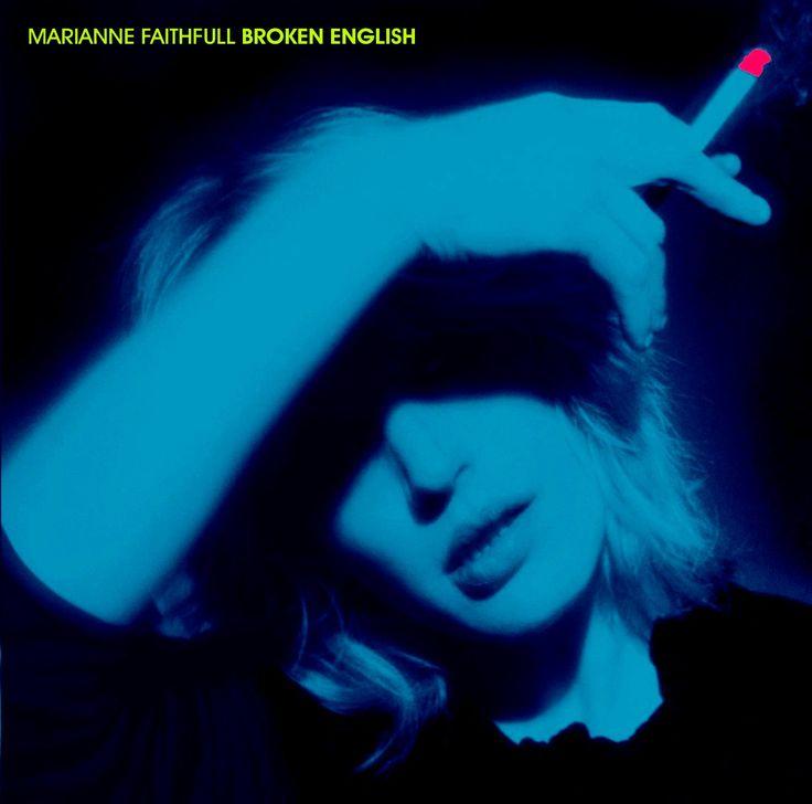 """Marianne Faithfull - """"Broken English"""" (1979) https://www.youtube.com/watch?v=gHrsv0NVa6k"""