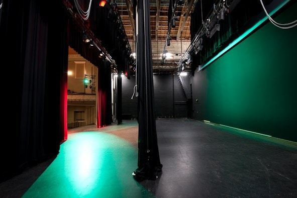 Stage Wings  - Oamaru Opera House, Williams Ross Architects