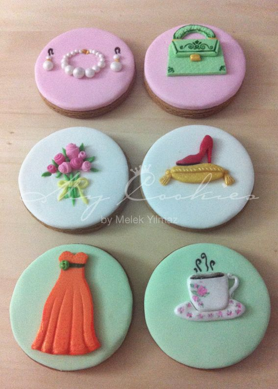 Personalized Cookies for women and mother