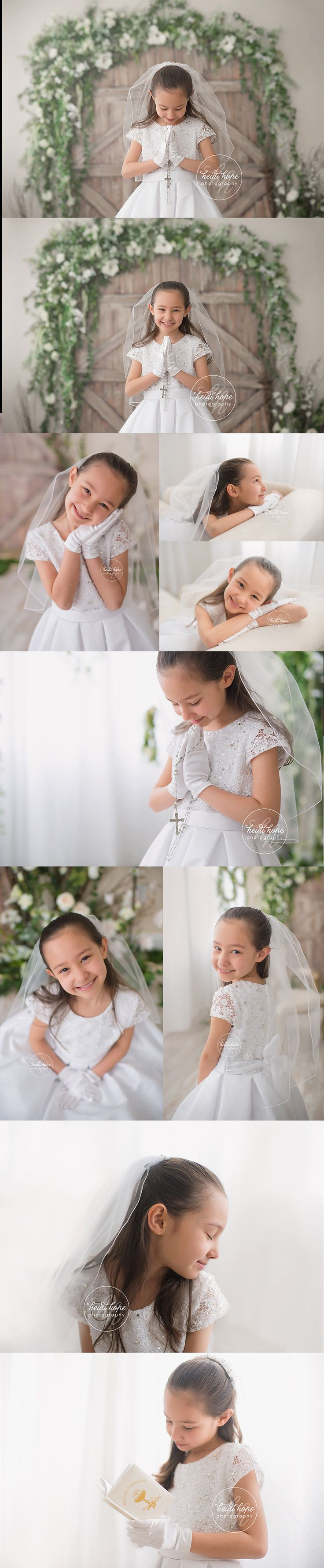 rhode island and boston first holy communion 2017 portrait photography in cranston studio