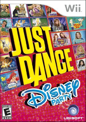 """Just Dance Disney Party"" (Xbox 360 Kinect) For ages 10+ & up to 4 players. Works on gross motor, endurance, & motor planning. $29.99"