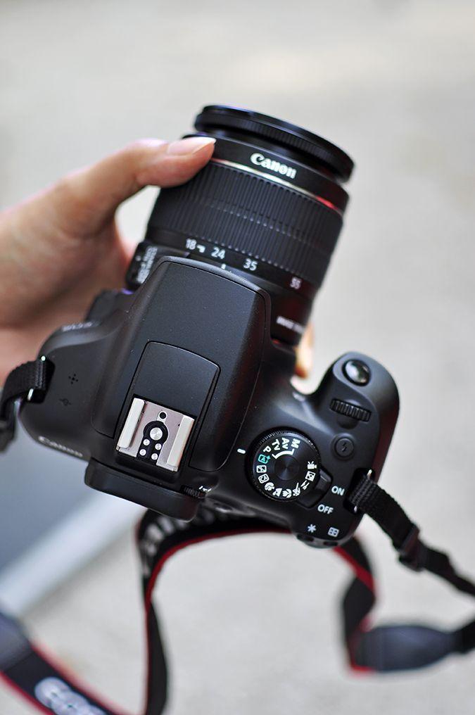 Canon EOS 1300D #CanonEOS | Nikon | Canon dslr camera, Canon