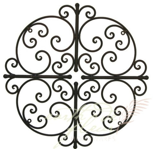 Tangiers Wrought Iron Wall Decor