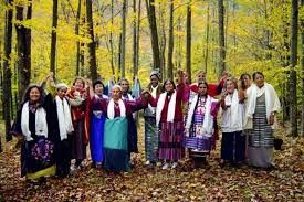 International Council of Thirteen Indigenous Grandmothers. We're concerned with the unprecedented destruction of our Mother Earth and indigenous ways of life. We believe the teachings of our ancestors will light our way through an uncertain future. We look to further our vision through the realization of projects that protect our diverse cultures: lands, medicines, language and ceremonial ways of prayer and through projects that educate and nurture our children…