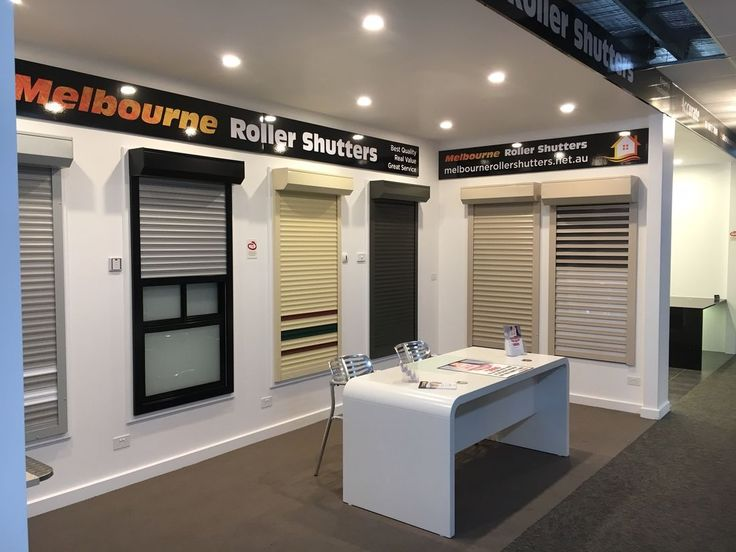 Superb Melbourne Roller Shutters offer a variety of external and internal roller shutters operating options all of