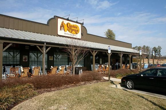 """Posting this for fun.  I found a comment about Cracker Barrel posted by a """"white man"""" on another site.  He found the name  """"Cracker Barrel"""" offensive and if the Redskins had to change their name, Cracker Barrel did, too.  LOL!"""