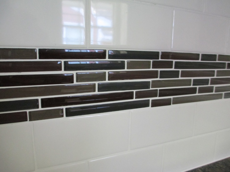 combined glass mosaic accent - photo #39