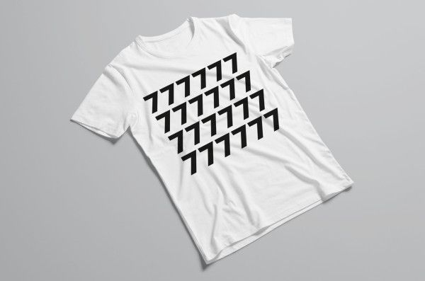 Sans Form: Hand Printed, Graphic T Shirts in style fashion  Category