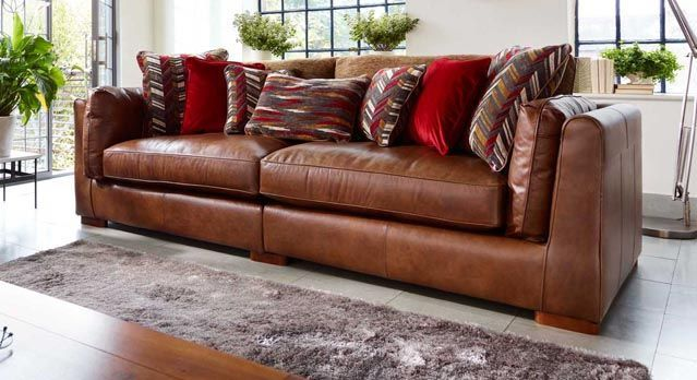 Furniture Village Leather Sofas In 2020 Leather Sofa Furniture Furniture White Leather Sofas
