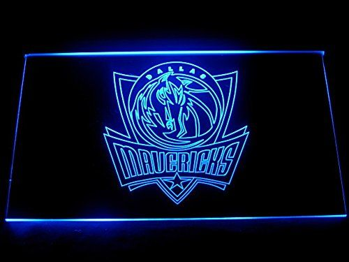 Dallas Mavericks Neon Light