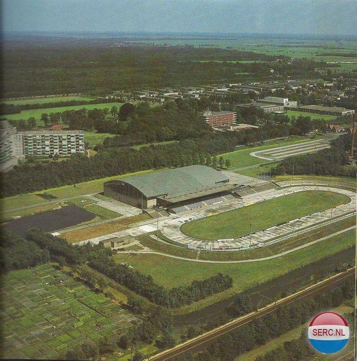 Thialf Heerenveen (jaartal: 1980 tot 1990) - Foto's SERC